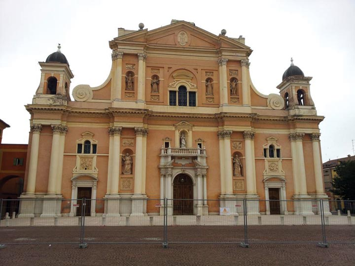 The Carpi Cathedral
