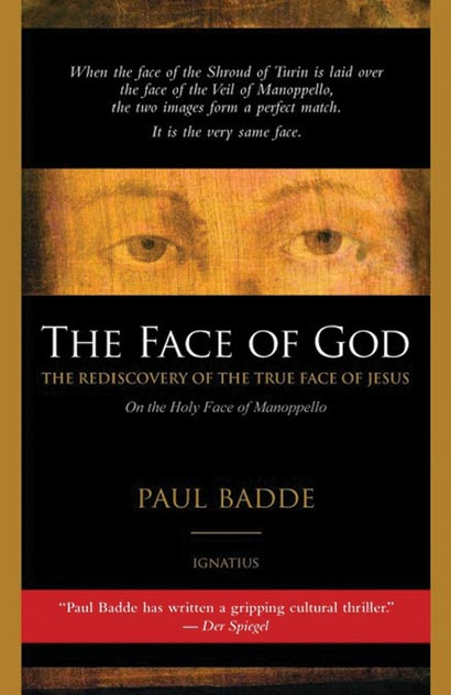 THE FACE OF GOD By Paul Badde book cover