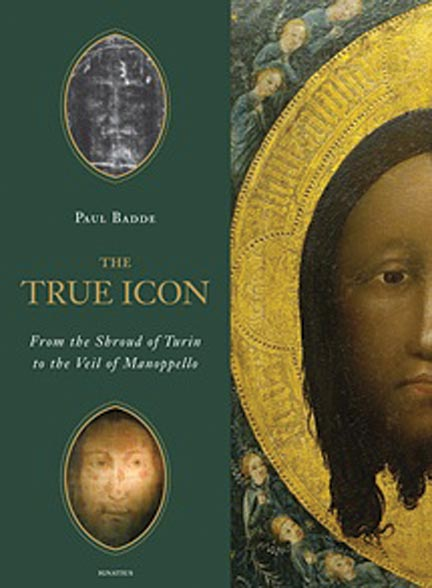 THE TRUE ICON By Paul Badde book cover