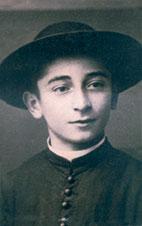 Rolando Rivi, an Italian seminarian killed by Communist partisans.