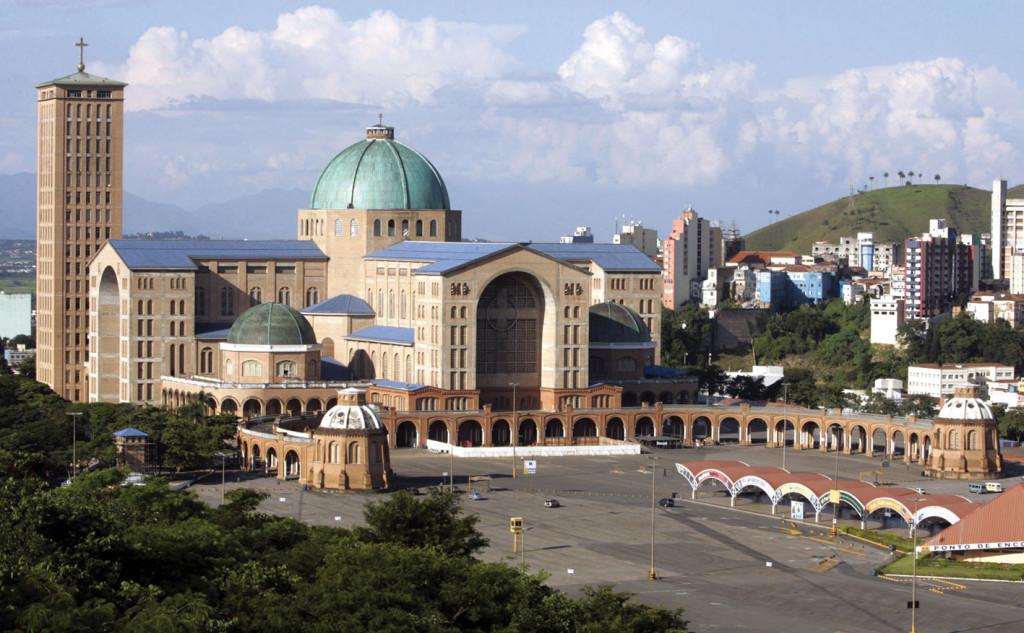 Basilica of the National Shrine of Our Lady of Aparecida, Brazil (CNS photo)