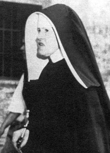 Mother Pasqualina.