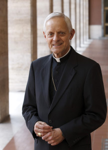American Cardinal Donald Wuerl, who was appointed to the Congregation.