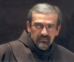 Father Pierbattista Pizzabella.