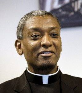 Chibly Langlois. Bishop of Les Cayes.