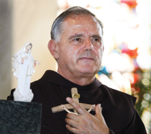 Fr. Jozo Zovko, parish priest in Medjugorje at the time the apparitions first began.