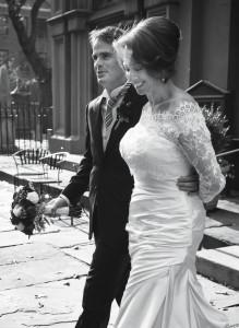 Father Thomas Williams on his wedding day.