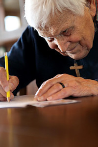 Father Arturo Paoli.