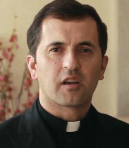Fr. Benjamin Clariond.
