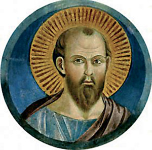 """Saint Paul's Exhortation to the Colossians: """"See to it that no one captivate you with an empty, seductive philosophy according to human tradition, according to the elemental powers of the world, and not according to Christ."""" (cf. Colossians 2:8)"""