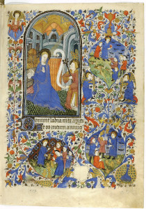A French Book of Hours now in The Ricciardiana Library.