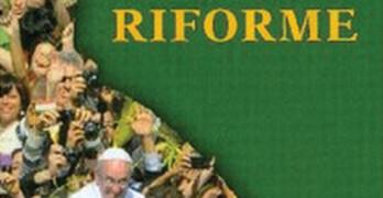 """Angelo Sodano's book """"Chiesa e riforme, una chiesa de amare""""."""
