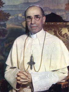 "As a result of an icnreasing rejection by scholars of the ""black legend"" about Pope Pius XII, even the Yad Vashem Holocaust Museum in Isreal has changed a poster text about Pius XII."