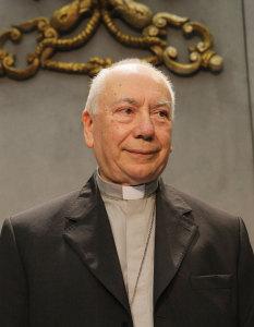 Cardinal Coccopalmerio.