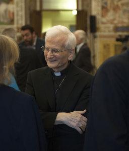 Cardinal Raffaele Farina.