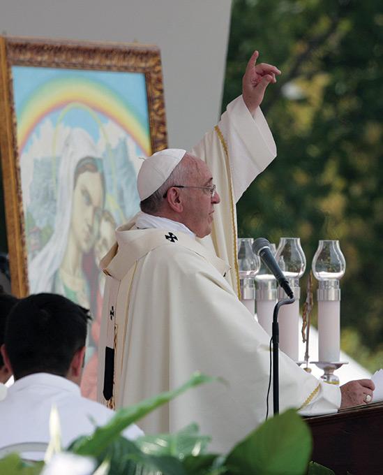 September 21 —Apostolic journey of Pope Francis to Albania.