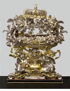 Reliquary of St. Casimir.