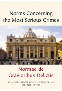 Norms concerning the most serious crimes.