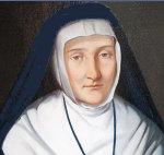 Blessed Jeanne Emilie de Villeneuve.