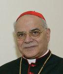 Cardinal Jose Saraiva Martins.