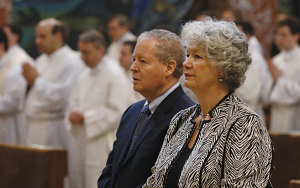 James and Miriam Mulva of Bartlesville, Oklahoma, who donated $8.5 million to North American College.