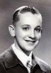A young Jorge Bergoglio.