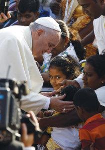 Sri Lanka, Madhu.