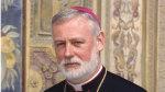 Archbishop Paul Gallagher.