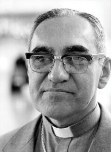 Archbishop Oscar Romero, killed in 1980.