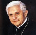 Cardinal Joseph Ratzinger.
