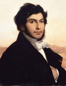 The Egyptologist Jean-Francois Champollion, who deciphered the Rosetta Stone in 1822.