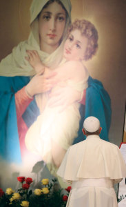 October 25 2014, Vatican City, Paul VI Audience Hall.