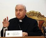 Archbishop Luigi Pezzuto.