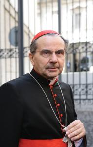 Cardinal Carlo Caffarra.