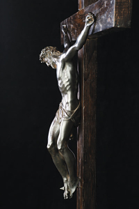 Giambologna's Crucifix.