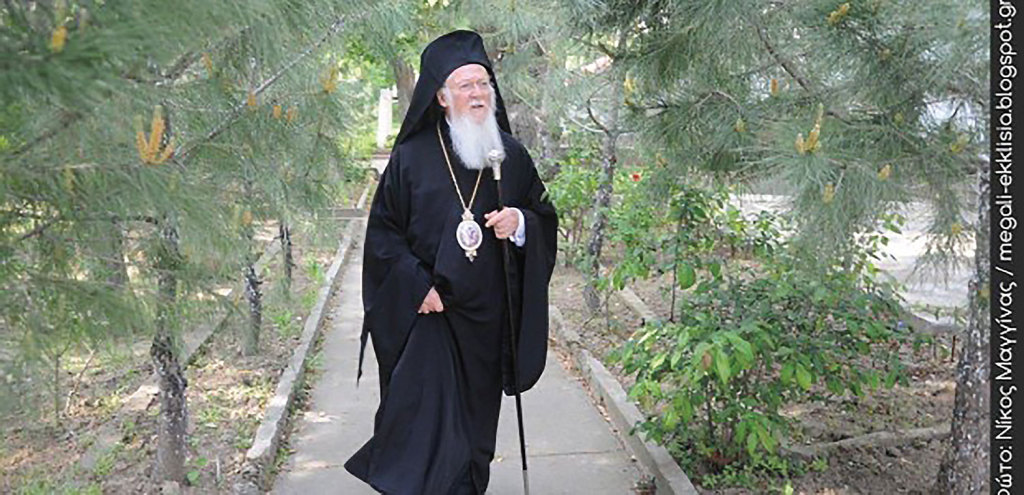 His All Holiness Ecumenical Patriarch Bartholomew attended a climate change forum in the Philippines.