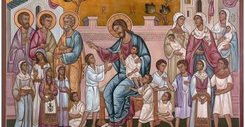 Christ_and_the_Children