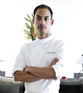 Chef Alexis Miceli