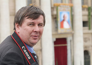 May 2011: Photographer extraordinaire, Grzegorz Galazka.