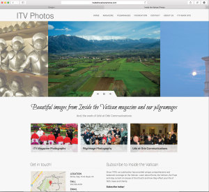 April 2015: We launched a new website just for our wonderful imagery. Here you will be able to view photos from the magazine, our pilgrimages and our events.