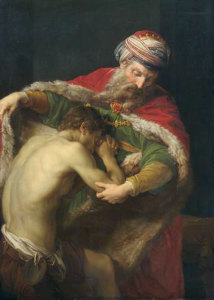 The Prodigal Son by Pompeo Badoni