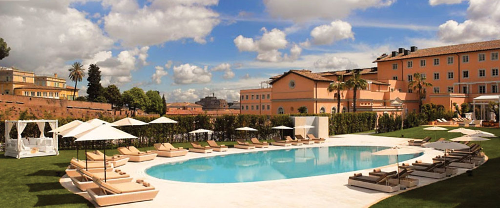 GRAN MELIÁ ROME A Luxury Resort in the Heart of the City