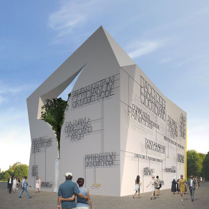 "The Holy See's Pavilion at ""Expo 2015"" in Milan, Italy, which is attracting global attention"