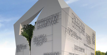 """The Holy See's Pavilion at """"Expo 2015"""" in Milan, Italy, which is attracting global attention"""
