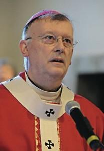 Archbishop of Dijon, France, Roland Minnerath