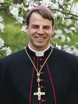 "The youngest Catholic bishop in Germany at 49, Bishop Stefan Oster of Passau, who came into his current office only in May 2014, chose as his motto: ""Victoria Veritatis Caritas"" (""The victory of truth is love"")"
