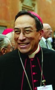 16.10.2003 Vaticano. Card. Oscar Andres Rodriguez Maradiaga.