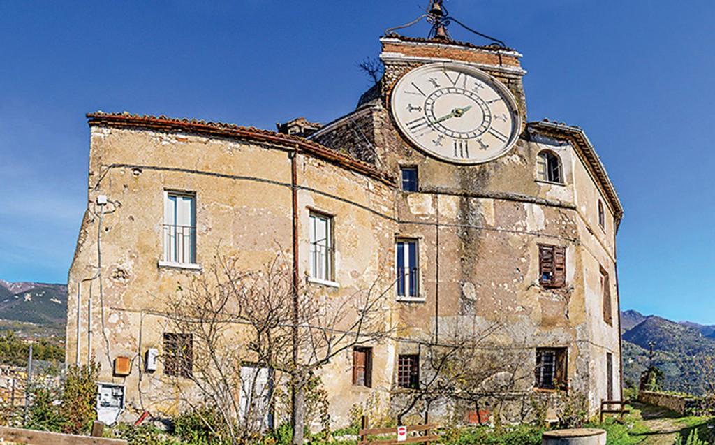 Subiaco's Rocca Abbaziale