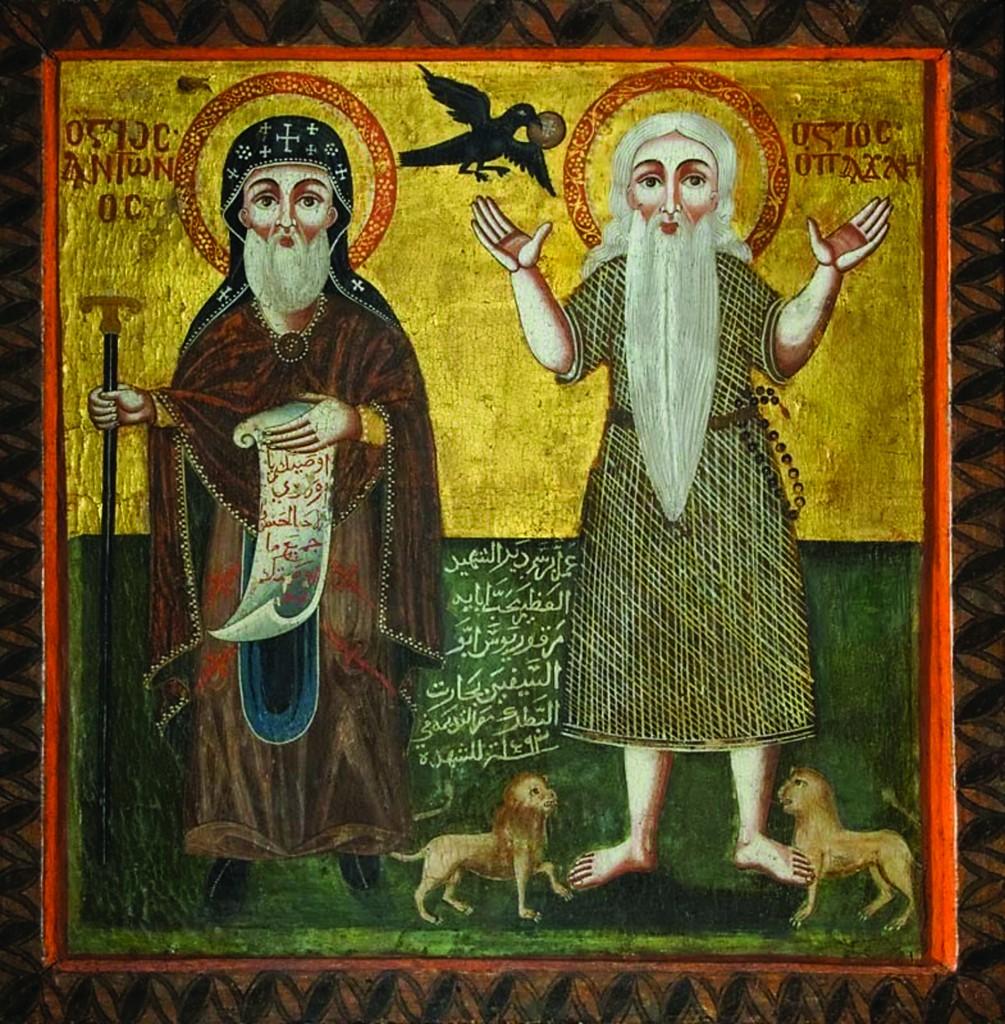 __St Antonio and St Paolo di Tebe