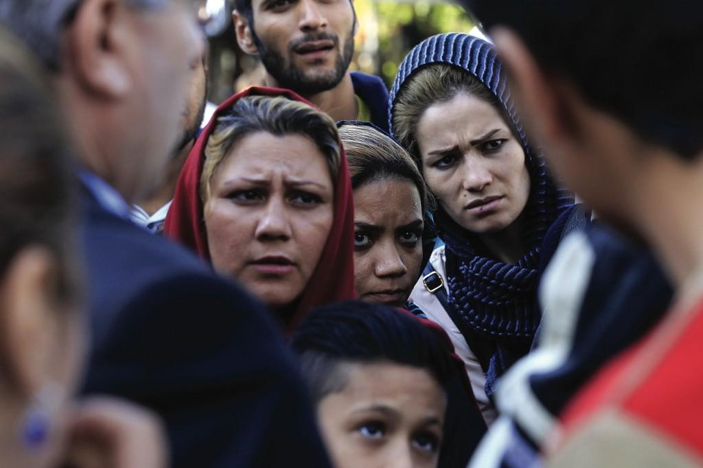 refugees -rifugiati afgani
